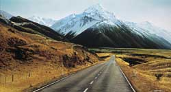 Grant McSherry Mt Cook / Aoraki from Highway 80, NZ