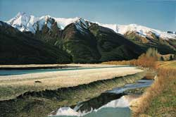 Grant McSherry The Matukituki River & Valley, Mt Aspiring National Park, NZ